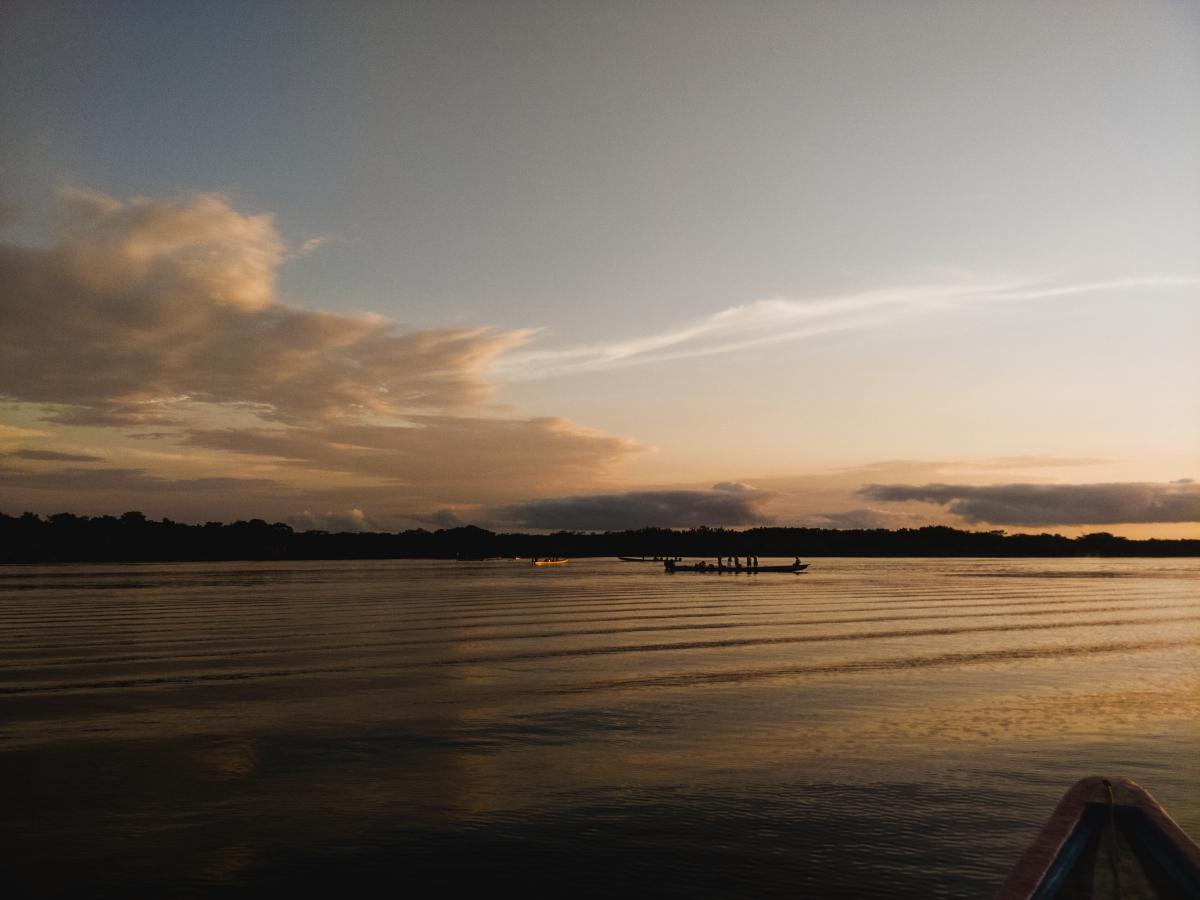 Four days in Amazon, Cuyabeno reserve / Neli päeva Amazonases, Cuyabeno looduskaitsealal